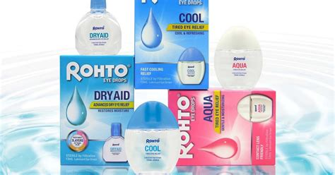 Rol Kriting Rohto Well A B a in a webbis botd rohto cool eye drops
