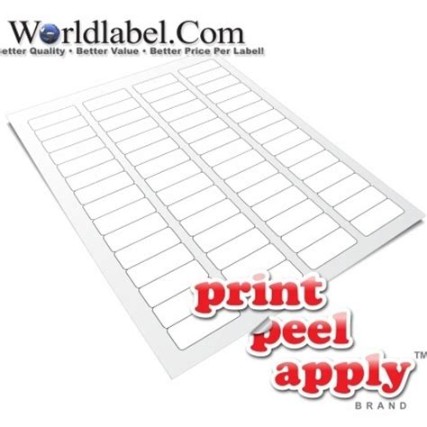 printable label sizes pin by labels worldlabel com on printable labels and tags