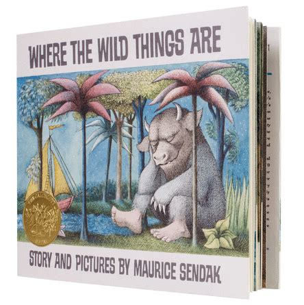 where the things are picture book where the things are by maurice sendak