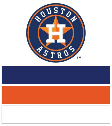 astros colors mlb