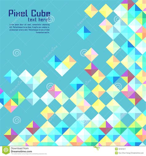 background layout design photo abstract modern pixel background royalty free stock
