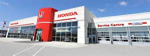 Honda Dealership In New Used Honda Dealer Family Honda Brton Ontario