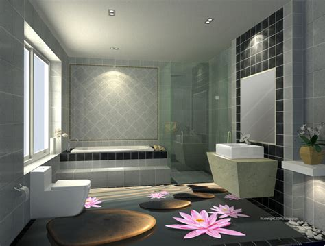 Ultimate Guide To Epoxy 3d Flooring And 30 3d Bathroom 3d Bathroom Designs