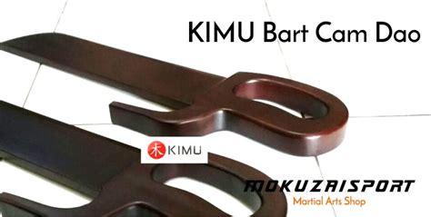 Kimu Kayu Akasia Black Tortoise Wooden Dummy Mok Yan Jon kimu bart cham dao golok kembar wingchun mokuzaisport