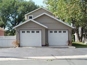 Garage Roofs Gable Roof Sussel Builders