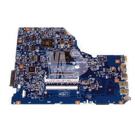 Mobo Acer 722 acer moederbord nb04z01006 nb 04z01 006 e5 722 448 04y03 00sb zm220 cpu r5 m335 graphics