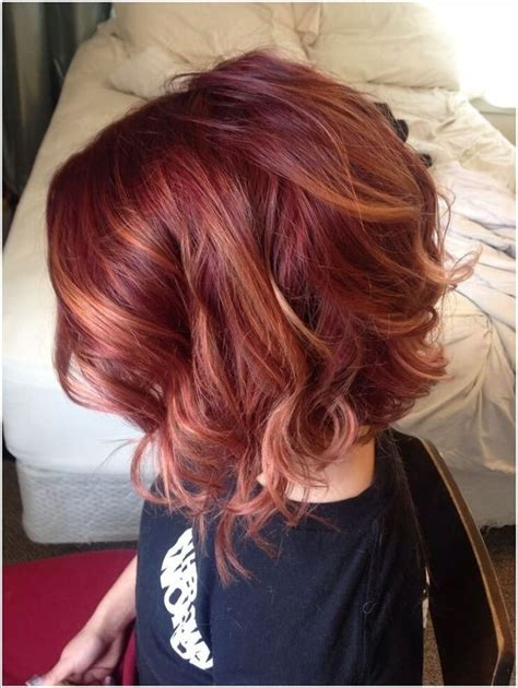 hairstyles blonde and red highlights strawberry blonde hair best list of red and blonde hair
