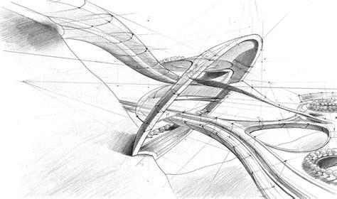sketch design architectural sketch 6 by mihaio on deviantart