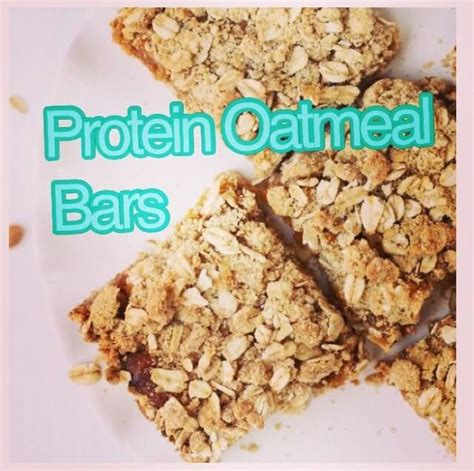 protein 1 cup oatmeal protein oatmeal bars mix 1 2 cup kodiak protein cakes mix