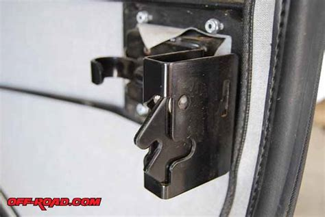 Jeep Latch Bestop Two Soft Doors For Project Jeep Jk Rubicon