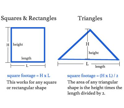 total square footage calculator how to calculate square footage for siding