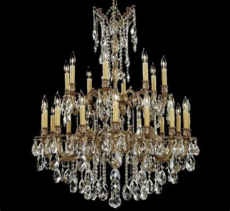 Christal Chandelier Bellagio Collection Large Brass Chandelier Grand Light