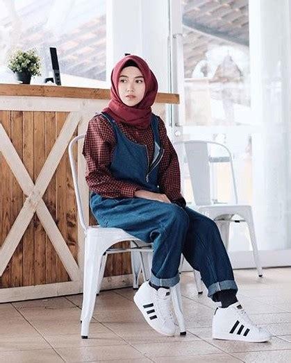 tutorial hijab anak muda masa kini 35 koleksi fashion hijab remaja 2018 gaya masa kini abg