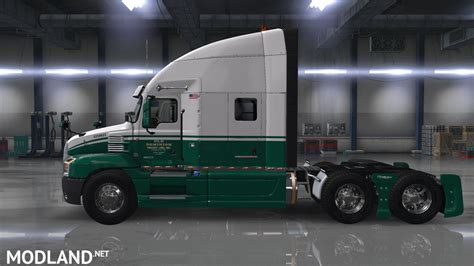 dominion skin mack anthem mod  american truck simulator ats