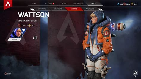 apex legends wattson abilities skins   win