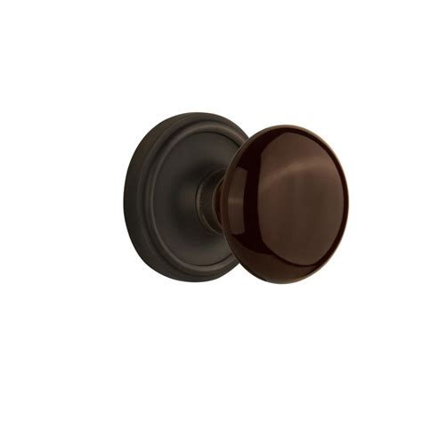 Prime Line 2 1 2 In Oil Rubbed Bronze Steel Door Knob Interior Door Knobs Rubbed Bronze