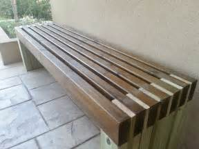Outdoors Benches Ana White My New And Amazing Outdoor Bench Diy Projects