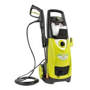 pressure washers home depot sun joe pressure joe 2030 psi 1 76 gpm 14 5 electric