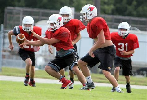 Knob Noster Football by Braby Tipton To Knob Noster For The Time
