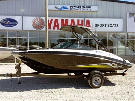 new yamaha jet boat motors for sale yamaha ar195 2017 new boat for sale in innisfil ontario