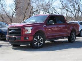 Ford F 150 Xlt Supercrew 2015 Ford F 150 Xlt Supercrew 5 5 Ft Bed 4wd Toronto