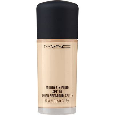 Mac Nw25 Foundation mac studio fix fluid spf 15 liquid foundation ulta