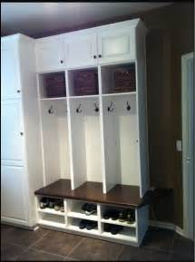 cubbies for the home pinterest
