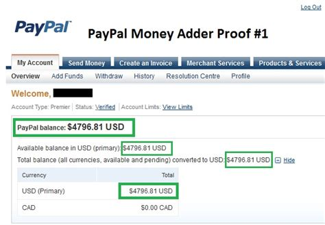 how does paypal make money on credit card transactions paypal money adder bank tool hacking paypal