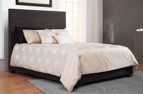 Headboards Bed Rattan Clipgoo Rattan Headboards Beds