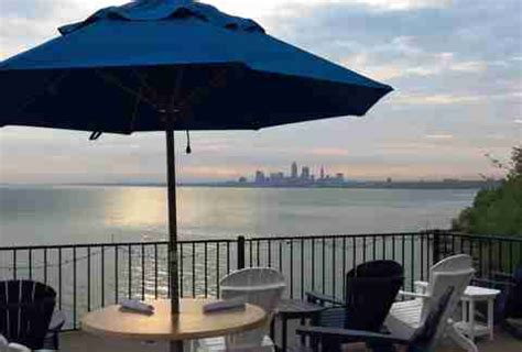 Pier W Patio by Best Rooftop Bars Places To Drink Outside In Cleveland