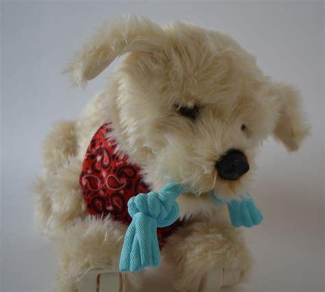 georgie puppy georgie interactive puppy pinkoddy s
