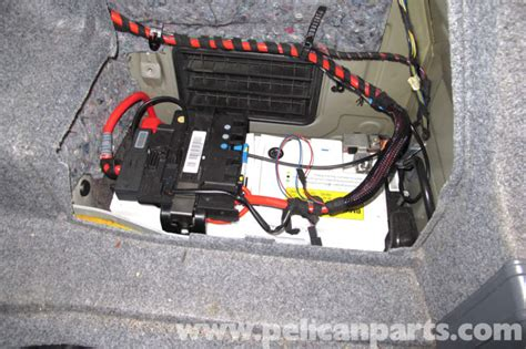 Bmw Serie 1 Probleme Batterie by Bmw E90 Battery Replacement E91 E92 E93 Pelican