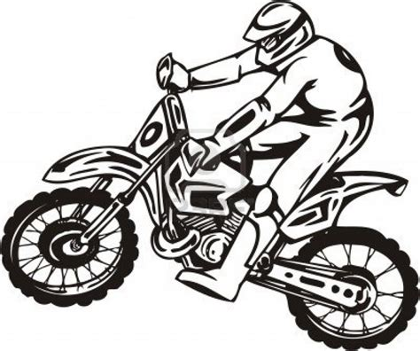 free coloring pages of bmw dirt bikes