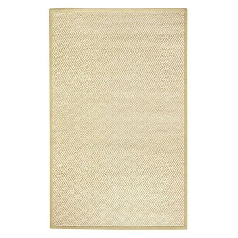decorators collection rugs home decorators collection jute 4 ft x 6 ft area rug 5998110840 the home depot
