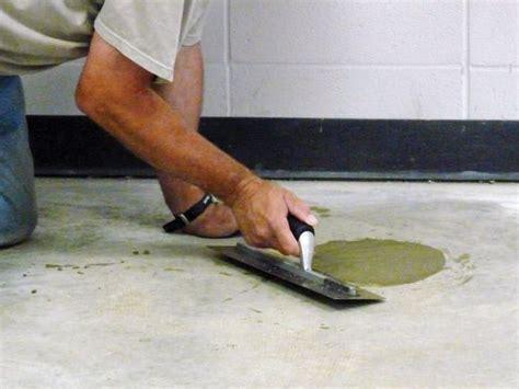 Sinking & Settling Concrete Floor Slab Repair In North