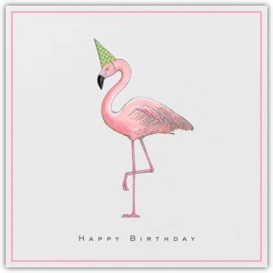 Happy Birthday Pink Flamingo Beautiful Tci 171 M Y S E A S T O R Y