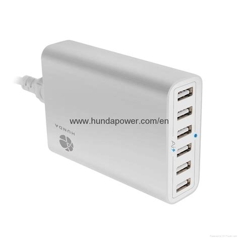 Charger Desktop Usb Wall Charger 6 Port For Smartphone Tab 60 watt 6 port desktop rapid usb charger multi port usb charger travel wall hds hdd10 0624