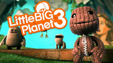 Ps4 Big Planet 3 ps free for february includes littlebigplanet 3 and