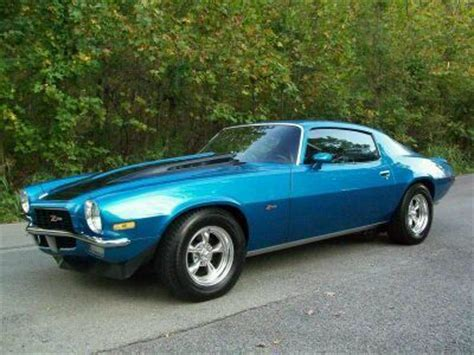 buy car manuals 1971 chevrolet camaro electronic valve timing sell new 1971 camaro z28 real z28 in harwood heights illinois united states