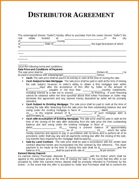 Distributor Agreement Letter Format Search Results For Memo Format Sle Calendar 2015
