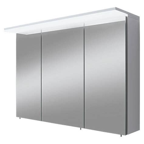spiegelschrank 100 cm riva led spiegelschrank matrix breite 100 cm mit
