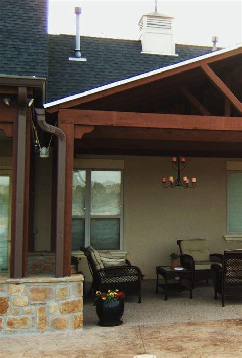 Porches Para Terrazas #2: Terraza-casa-cubierta-chimenea.jpg