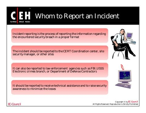 Memo Form Nad Dusek how to write a security incident report exle