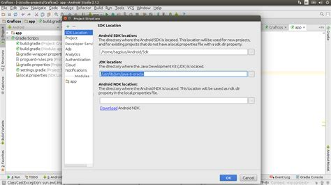 android studio sdk location android studio compilesdkversion requires jdk 1 8 master da web