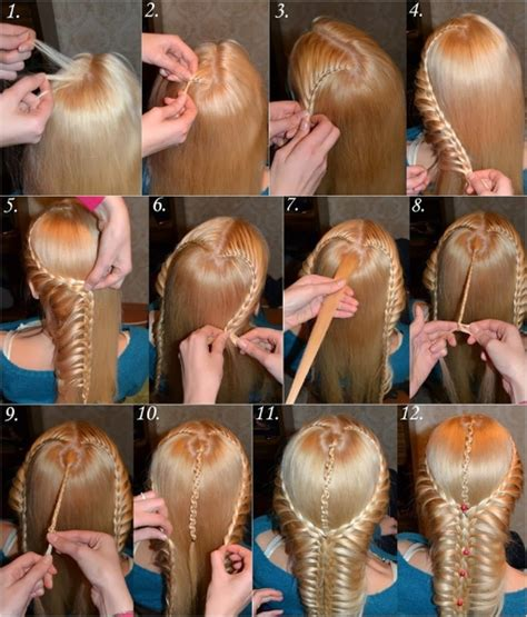 cool step by step hairstyles amazing long hair hairstyle cool technique