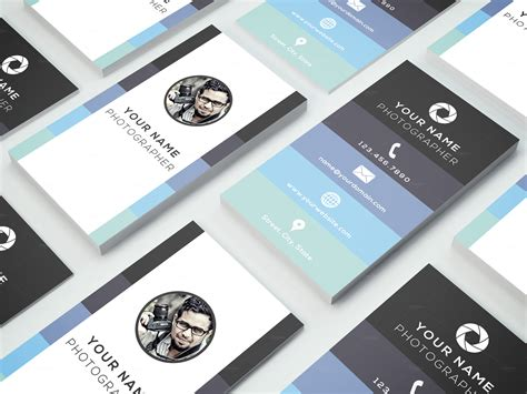 photoshop business card templates cdr