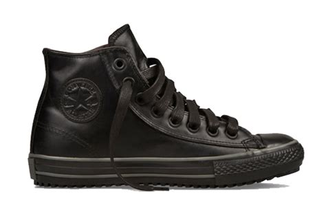 converse chuck all hi leather boot sidewalk