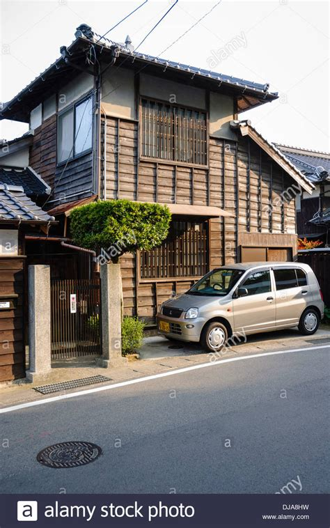 buy a house in japan traditional compact japanese home wooden house in japan with very stock photo