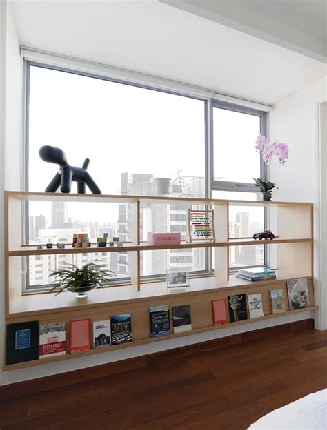 Kids Bed Frame 5 Ingenious Ways To Use A Bay Window Home Amp Decor Singapore