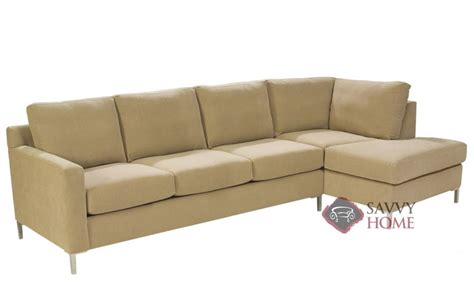 soho sectional sofa soho fabric chaise sectional by lazar industries is fully